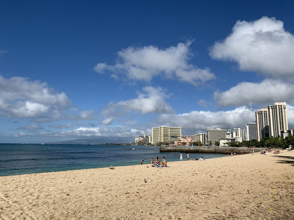 Beach_Waikiki_Background