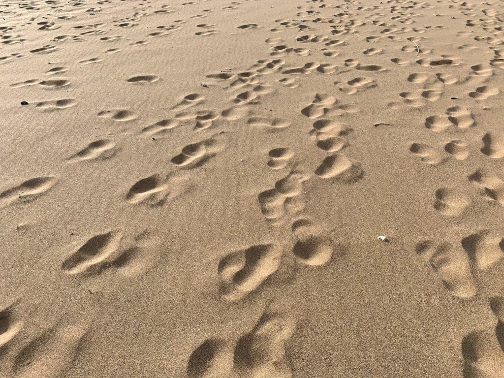 Kahekili Beach Sand