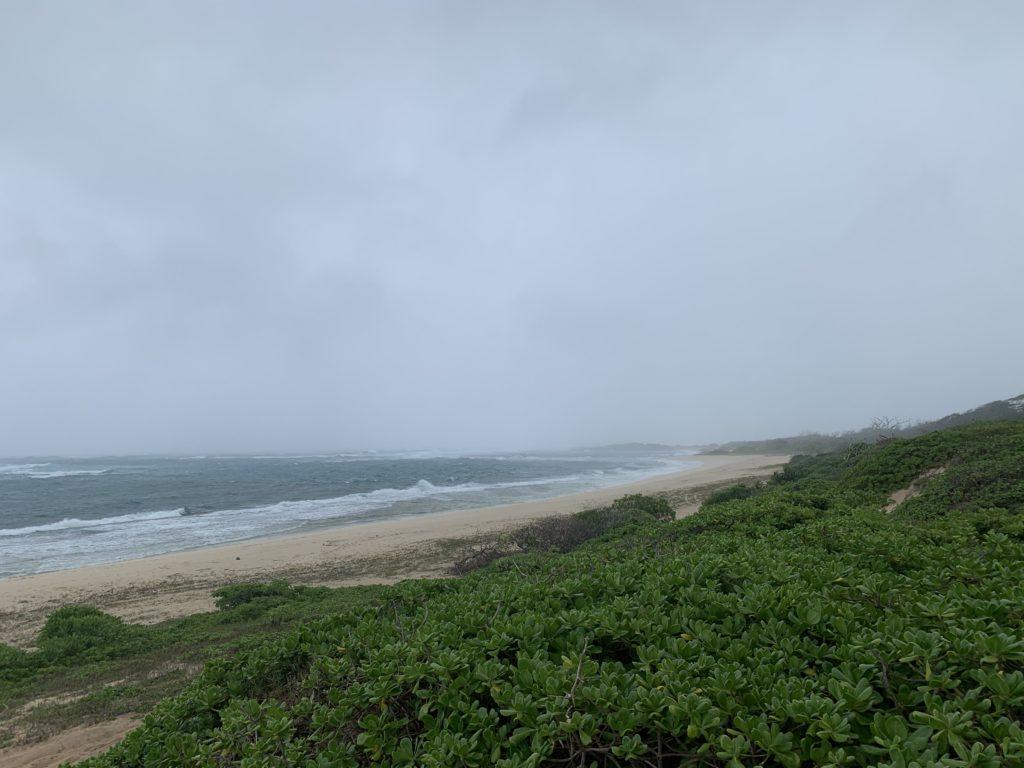 Kahuku_Beach_South_East_View