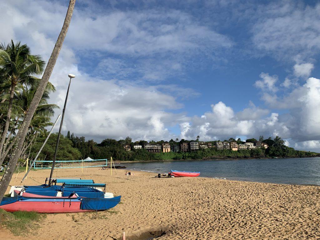 Kalapaki_Beach_View