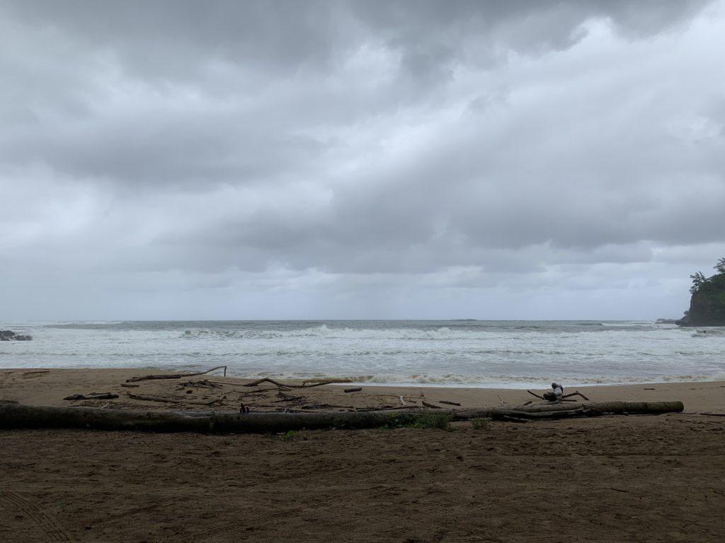 Kalihiwai_Beach
