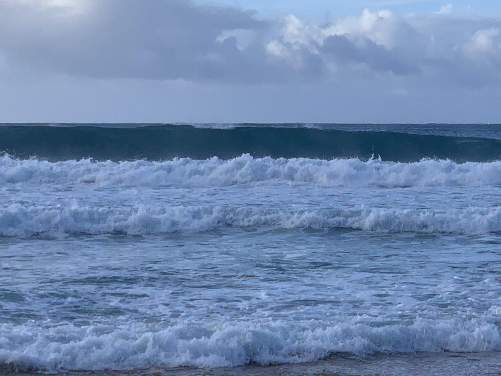 Kalihiwai_Beach_Waves