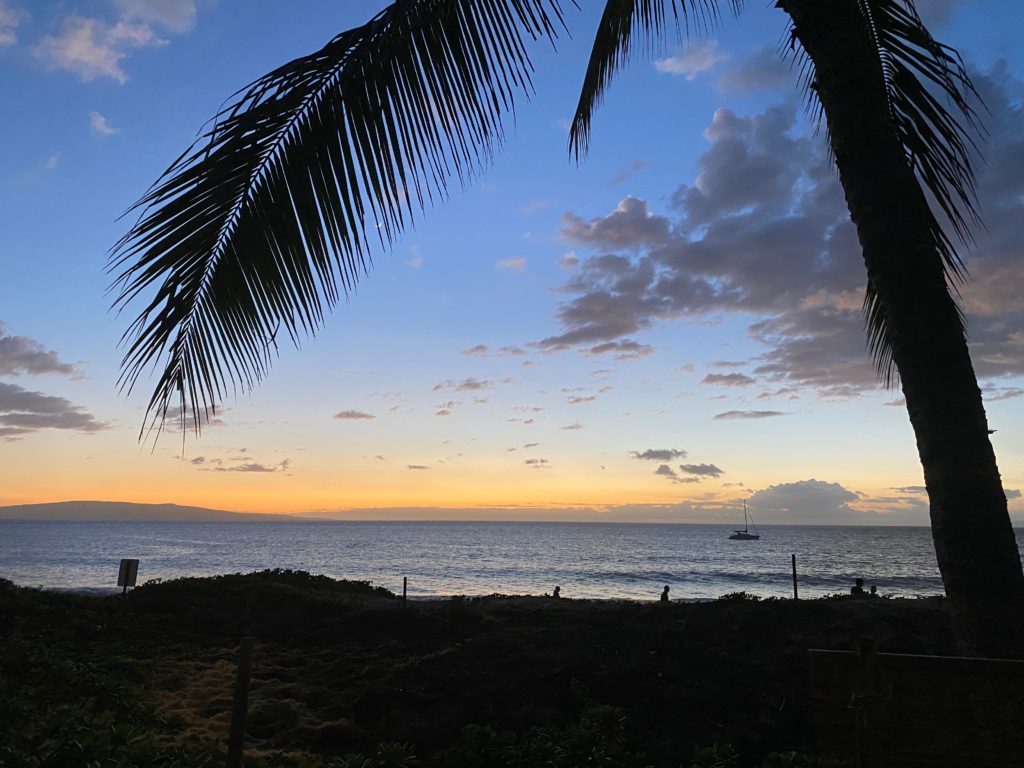 Kamaole I Beach Ocean View