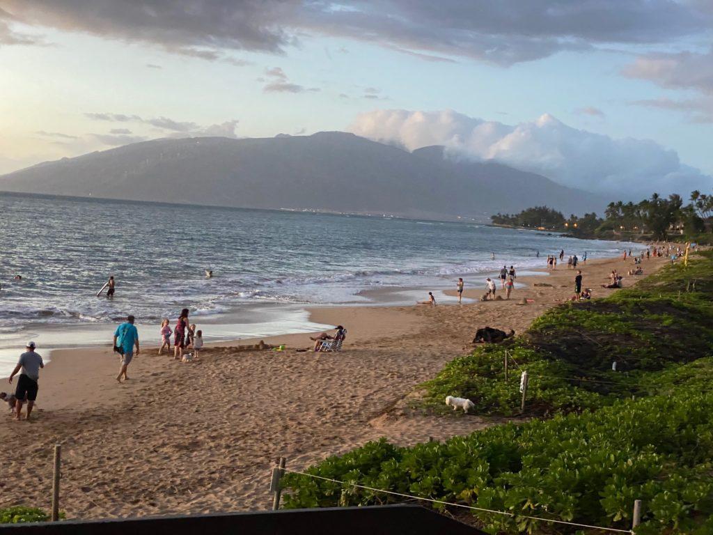 Kamaole I Beach View