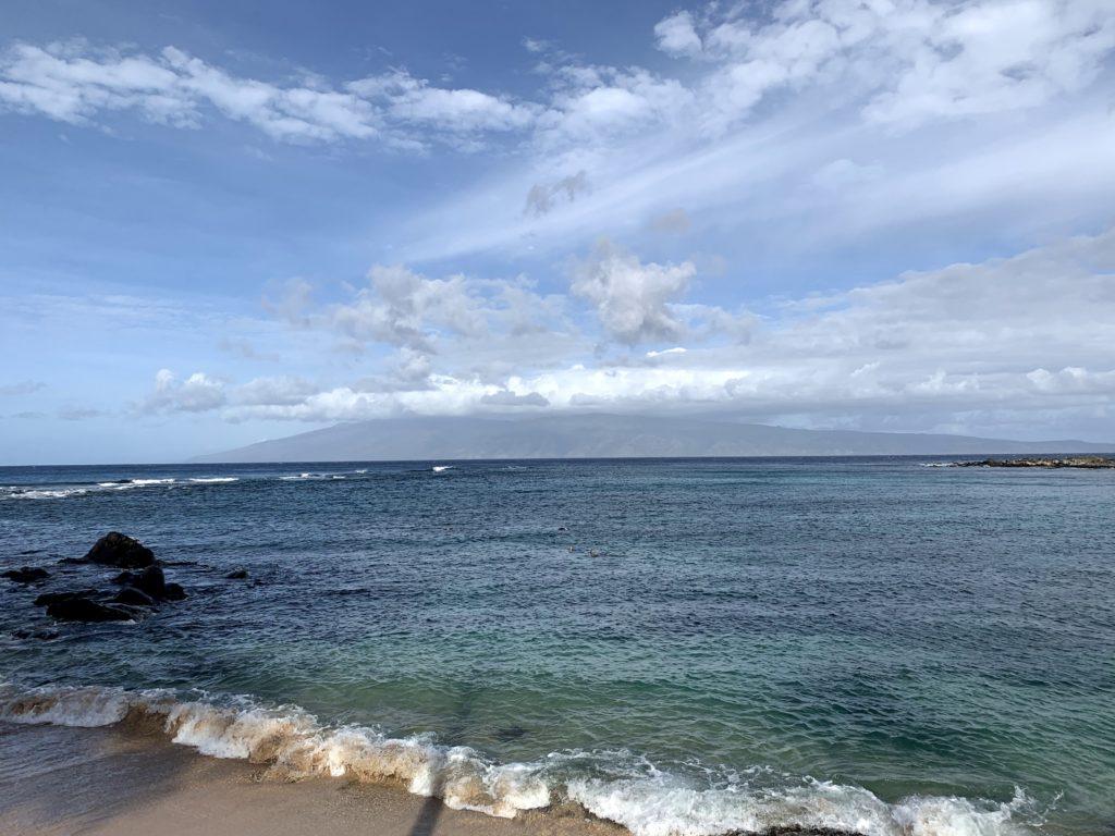 Kapalua Bay Ocean View
