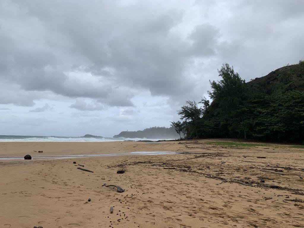 Kauapea_Beach_East_View