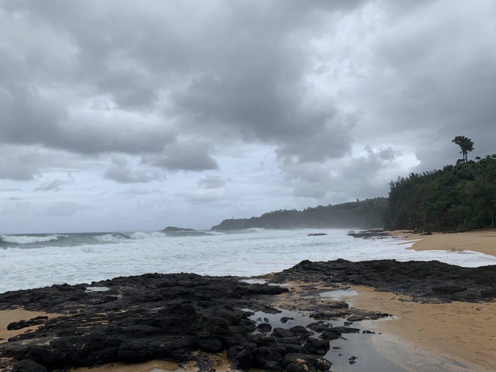 Kauapea_Beach_Ocean_Surf