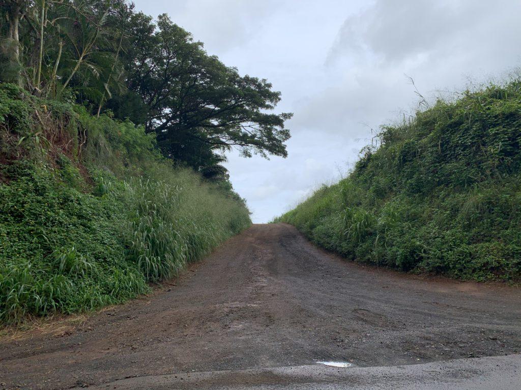 Kauapea_Beach_Road_Turnoff