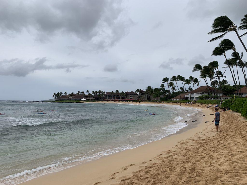 Kiahuna_Beach