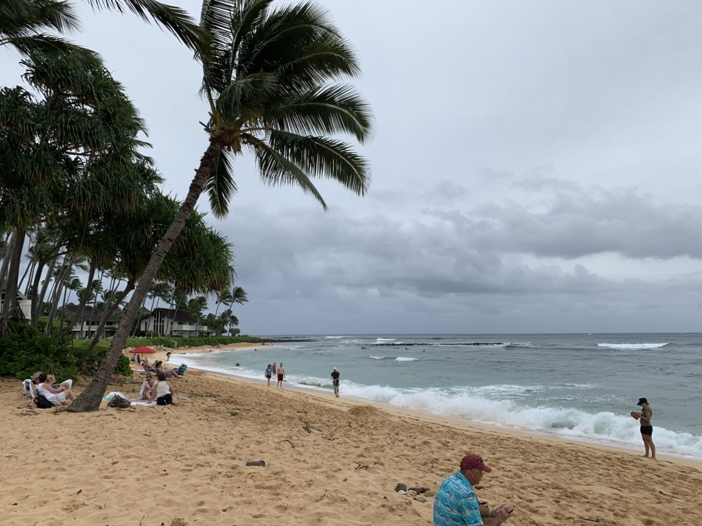 Kiahuna_Beach_East_View