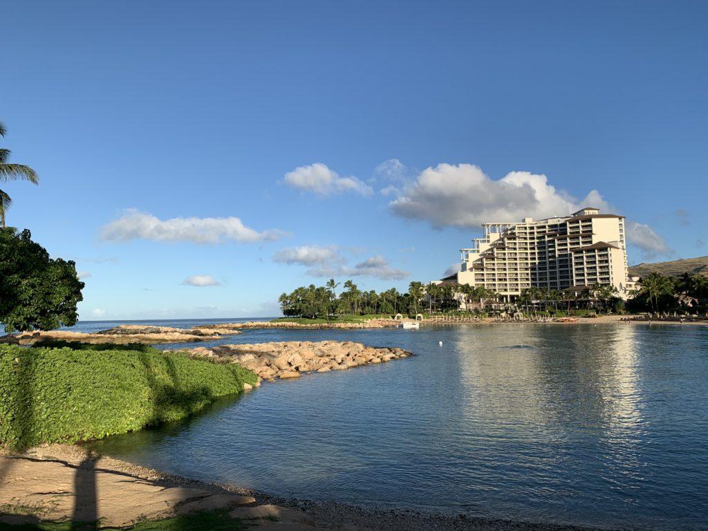 Ko_Olina_Beach_Park_Kohola_Lagoon_Sunrise