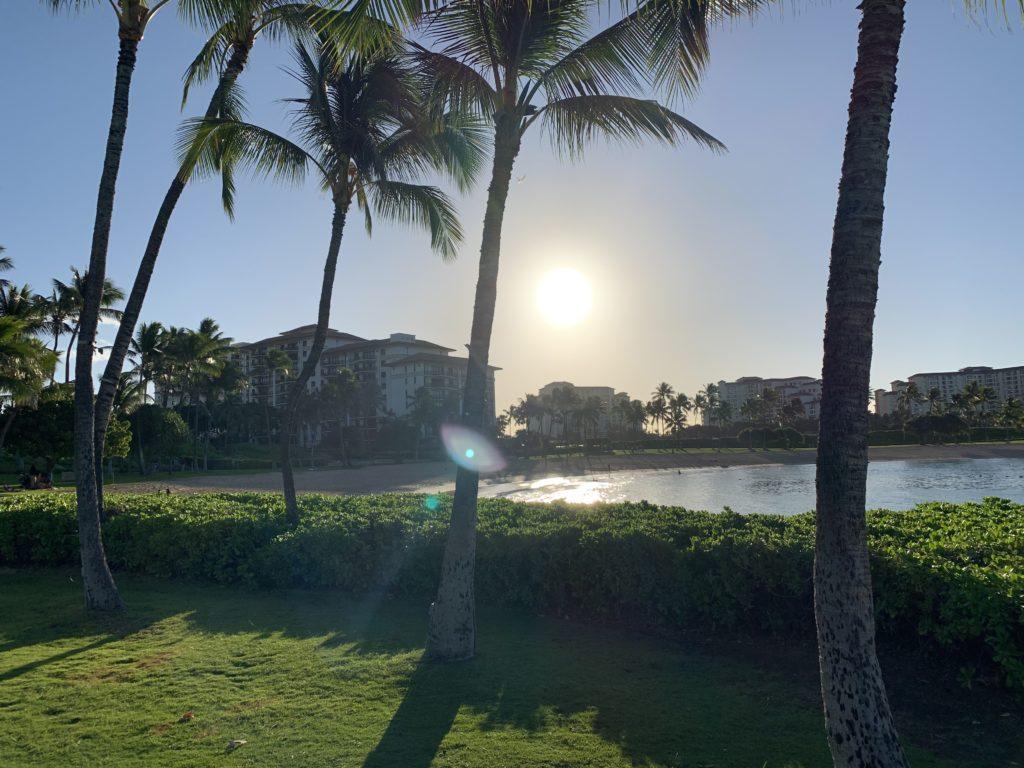 Ko_Olina_Beach_Park_Lagoon_2_Sunrise