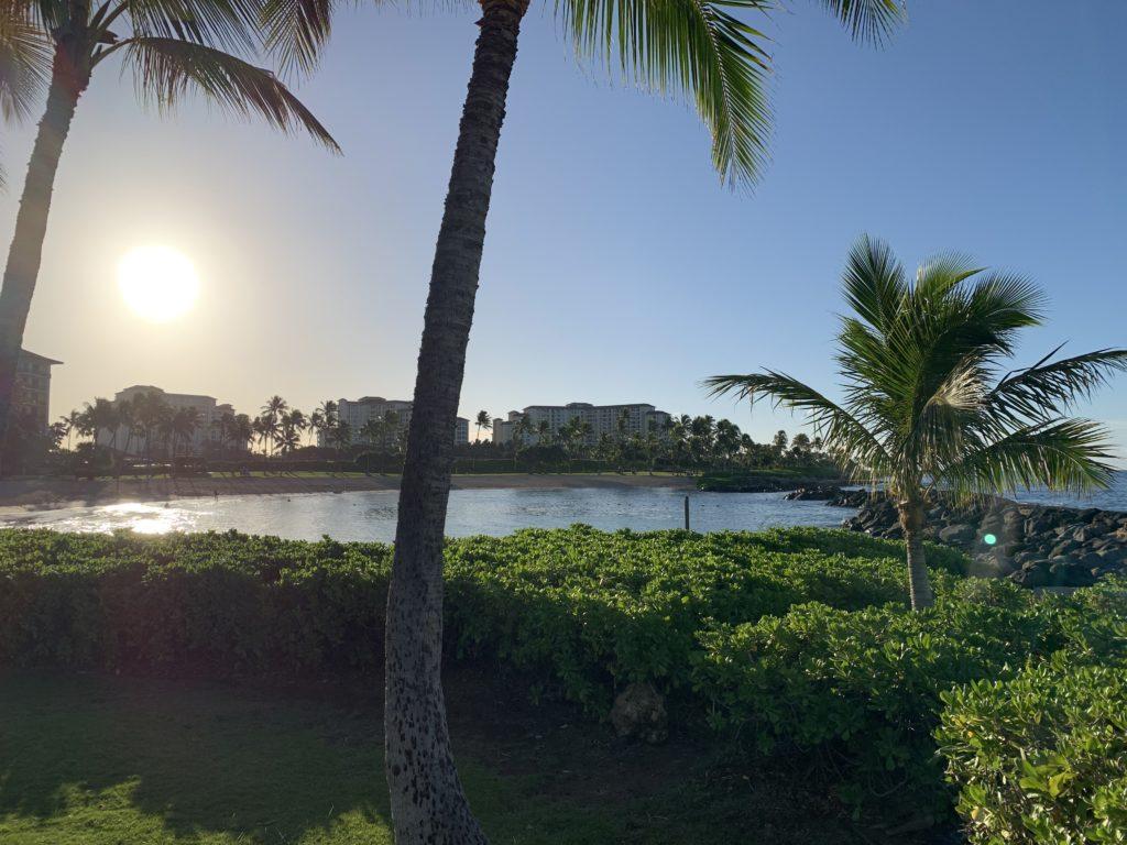 Ko_Olina_Beach_Park_Sunrise