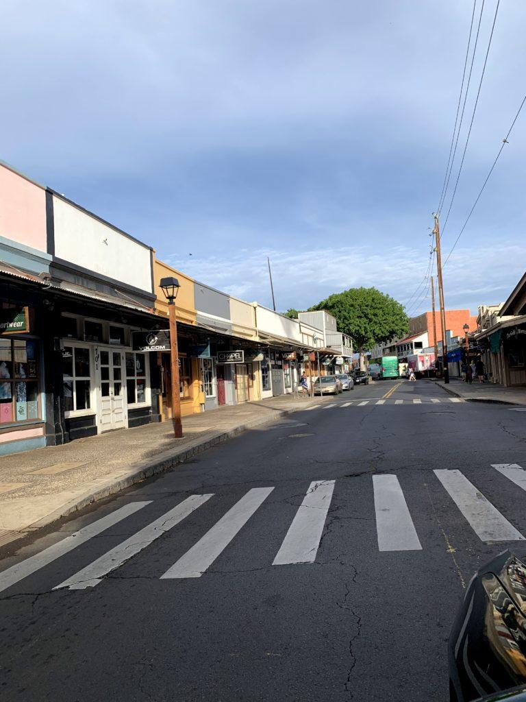 Lahaina Downtown