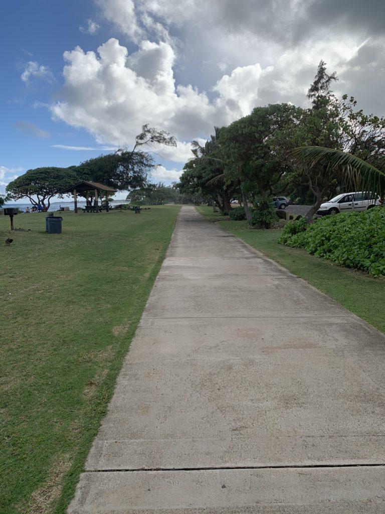 Lydgate_Beach_Park_Bike_Path