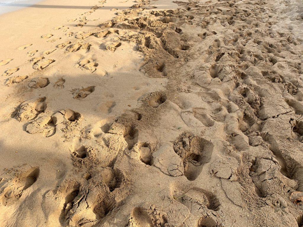Napili Bay Beach Sand