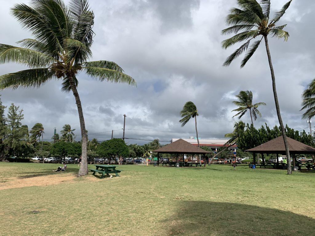 Poipu_Beach_Picnic_Area