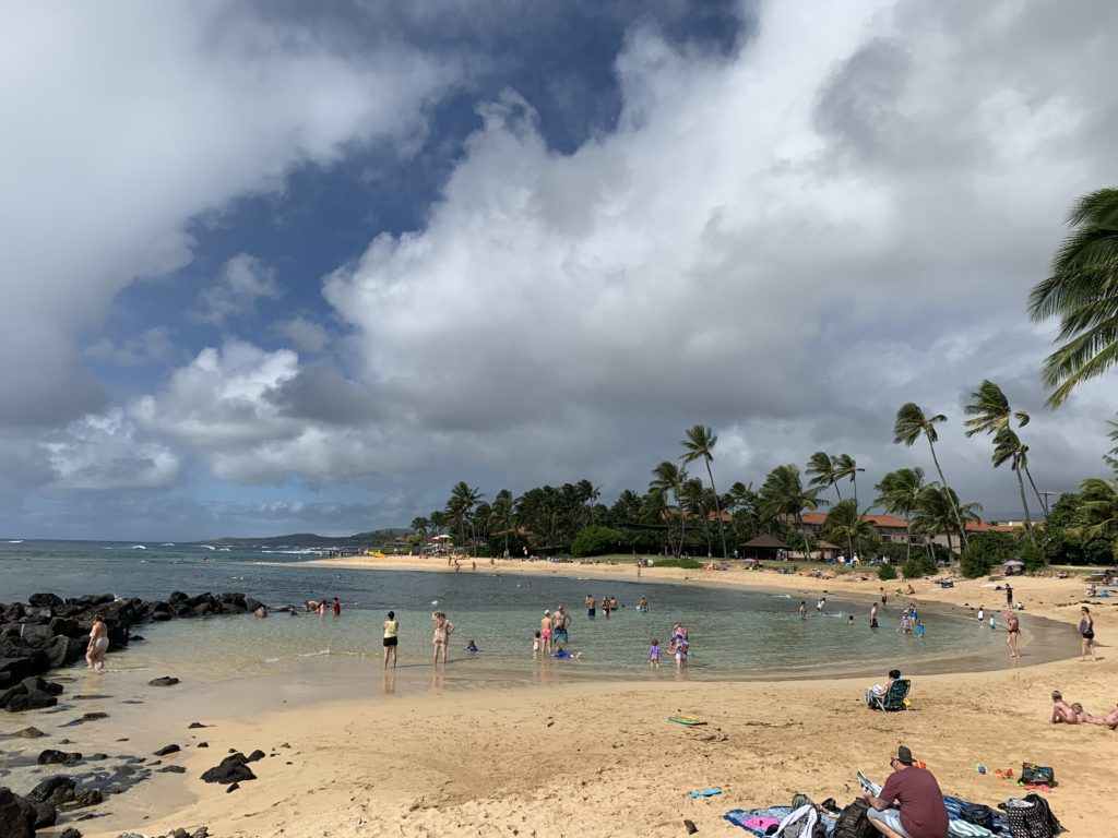 Poipu_Beach_West_View