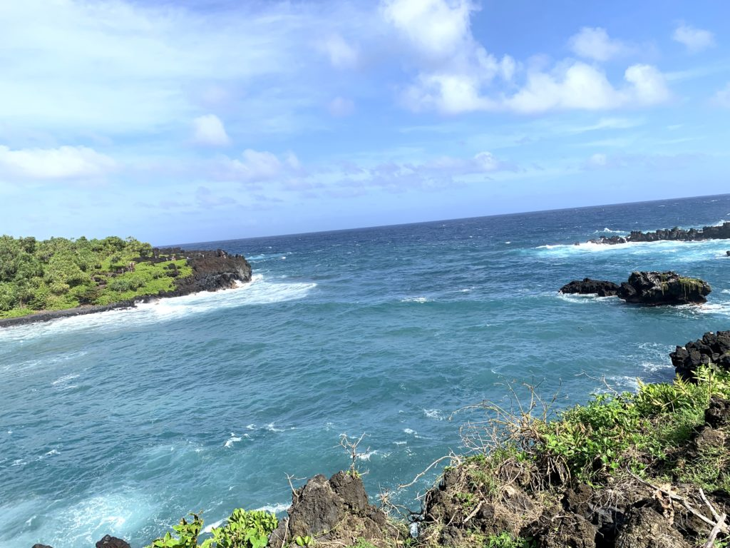 Wai'anapanapa State Park Ocean