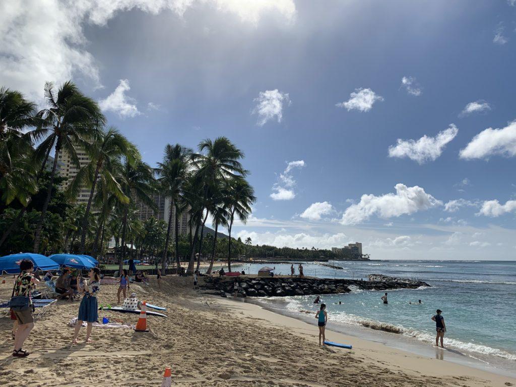 Waikiki_Beach_East_View