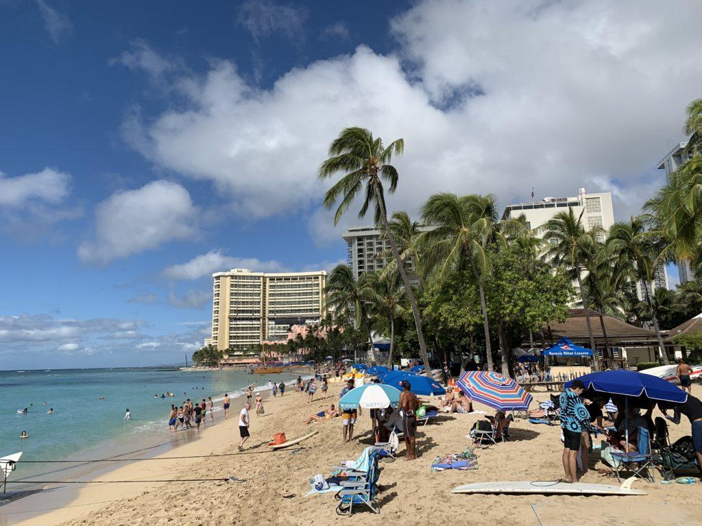 Waikiki_Beach_West_View