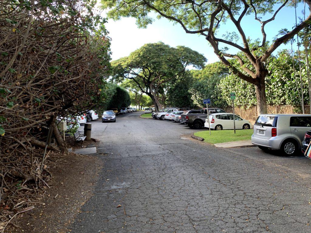 Wailea Beach Parking